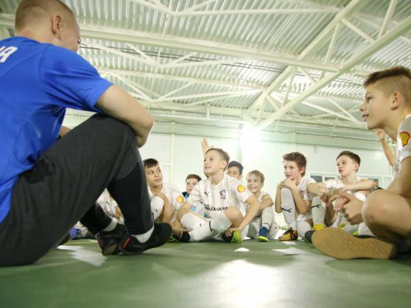 Мастер-класс в Левенцовке